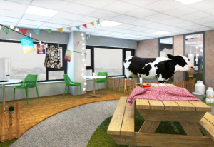 Moove office refurbishment
