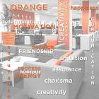 Psychology of Colour | Orange