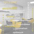 Psychology of Colour | Yellow